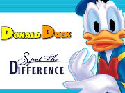 Donald Duck Spot the Difference